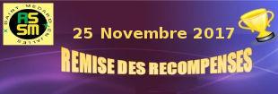 Participez à la Soirée des Récompenses ASSM